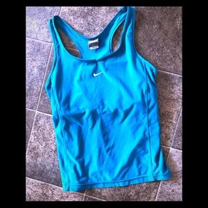 🍁3/$25🍁 Nike workout tank with built in bra